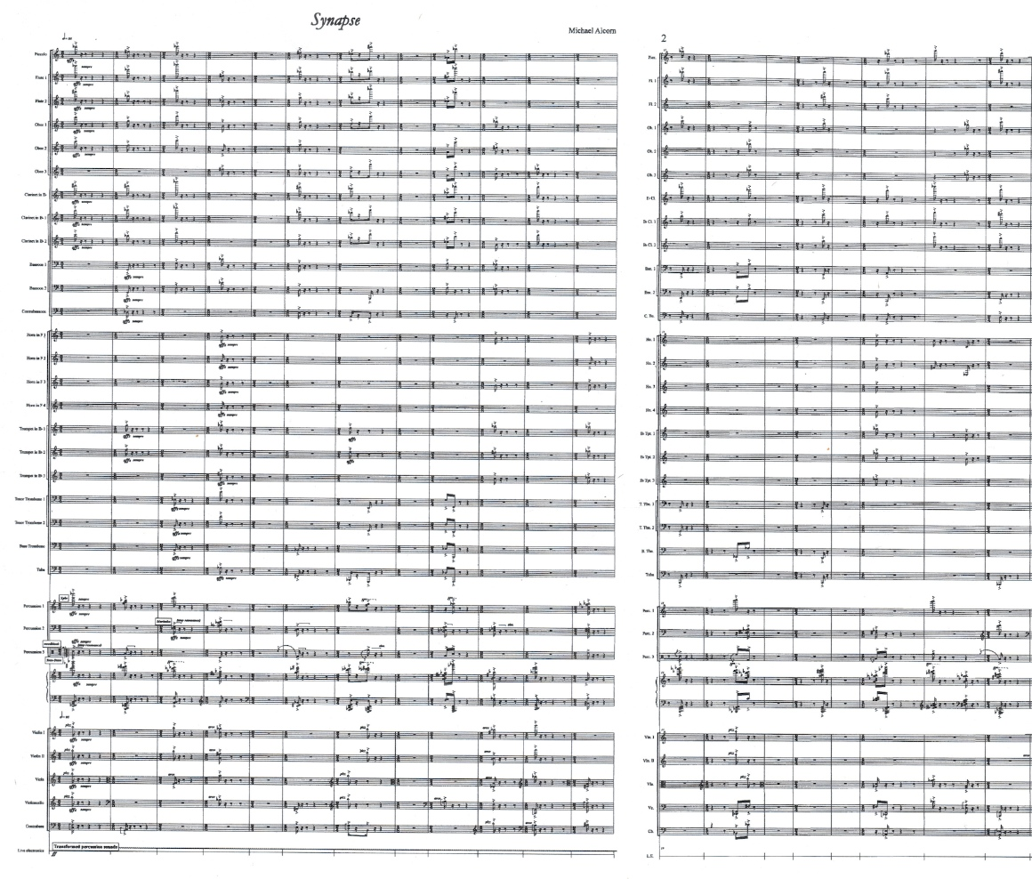 Four innovations: new directions in Irish orchestral music